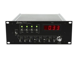 247 four channel flow controller power supply and readout