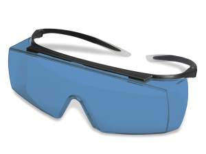 F22 OTG frame laser safety glasses