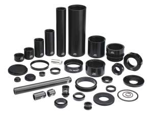 lt series lens tube multi-element lens mount system