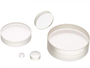 5 sizes of visible achromatic doublet lenses
