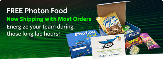 FREE Photon Food with Most Shipments